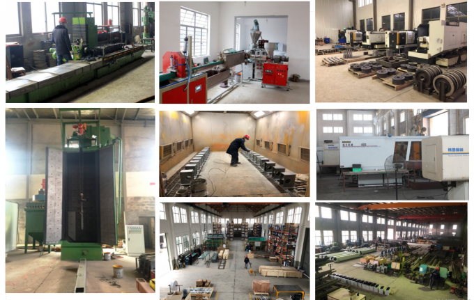 Китай Hangzhou Nante Machinery Co.,Ltd. Профиль компании 1